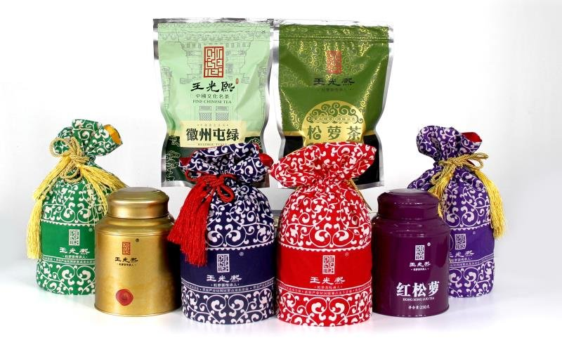 黄山王光熙松萝茶业股份公司26年专注茶产业 走向世界的中国名茶