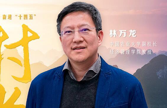 """中国农业大学副校长林万龙:要实现""""十四五""""时期乡村振兴目标,关键是融合发展"""