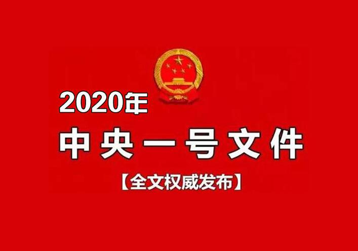 """【重磅】《中共中央  国务院关于抓好""""三农""""领域重点工作确保如期实现全面小康的意见》"""