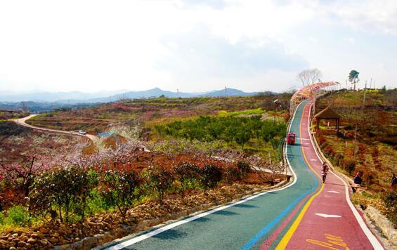 成都简阳三合镇:建设生态宜居特色镇 促进农旅产业融合发展
