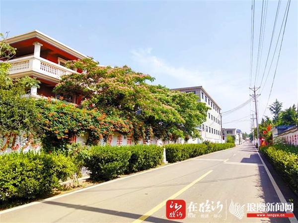 兰山区:城乡融合 构建生态宜居美丽家园